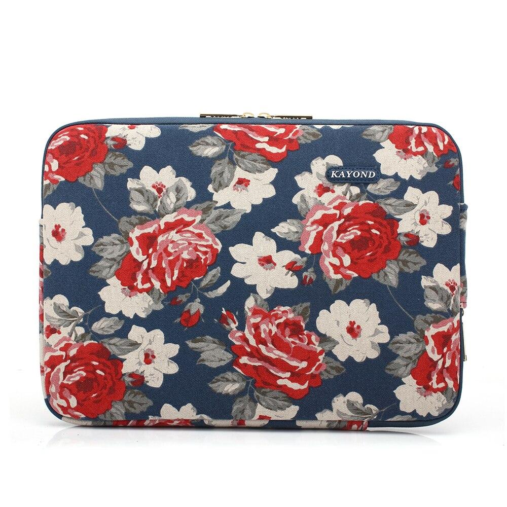 Online kopen Wholesale bloem laptop tassen uit China bloem laptop tassen Groothandel