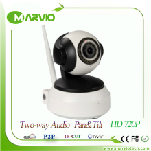 1 MegaPixel 720P HD Home CCTV Camera WiFi ip cam home safe surveillance system microcam onvif p2p cloud server, Free Shipping(China)