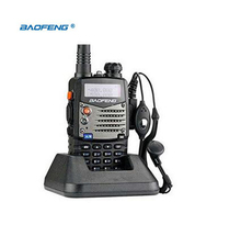 New walk talk Pofung Baofeng UV-5RA For Police Walkie Talkies Scanner Radio Vhf Uhf Dual Band Cb Ham Radio Transceiver 136-174