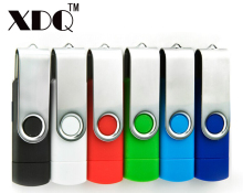 USB Flash Drive Smartphone 64GB 128GB U disk OTG Pendrive 4GB 8GB 16GB 32GB USB stick Rotating USB 2.0 Memory Stick