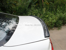 Free shipping top racing Style Automotive Spoiler can be use for roof / hatch gate/ trunk / bonnet FIT for TOYOTA Nissan 1.5M