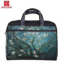 "factory selling customization cotton canvas women laptop bag 13""15""17"" notebook case bag for macbook/hp/acer/lenovo etc."