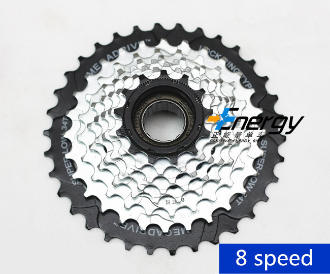 12T Wheel Tooth Single Speed Bicycle Freewheel Mountain Bicycle Steering Wheel Q