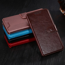 Coque Leather Case For Nokia Lumia 630 Cover Phone Back Shell with Stand Flip Wallet Style with Card Holder and Bill Site(China)
