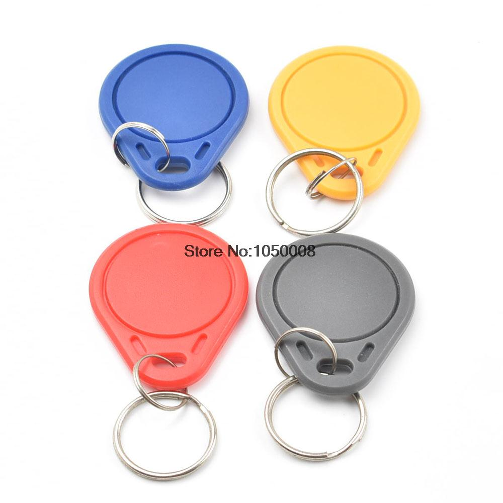 1000pcs/lot UID Changeable NFC IC tag rfid keyfob token 1k S50  13.56MHz Writable ISO14443A<br><br>Aliexpress