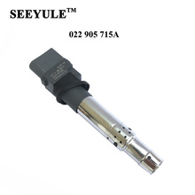 1pc SEEYULE 022 905 715A Spark Plug 3.2 3.6 FSI Engine Car Ignition Coil for for VW Passat EOS Touareg CC Audi Q7 Skoda Superb