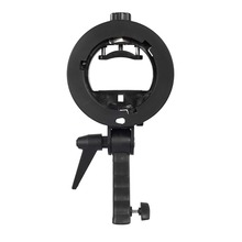 Buy Meking Speedlite Bracket Flash Accessories Holder Bowens Mount Umbrella Snoot Softbox Beauty Dish Yongnuo Canon Nikon Flash for $19.90 in AliExpress store