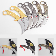 CF through fire weapons,Weapon model, and 16 cm alloy toy knife.Children's toys knife,Sword Weapon Category(China)