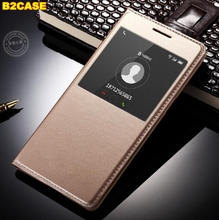 P8 P9 Lite Smart case Vintage Leather Cover For huawei Ascend P8 P9 lite sky light View Flip mobile phone stand holder full bag