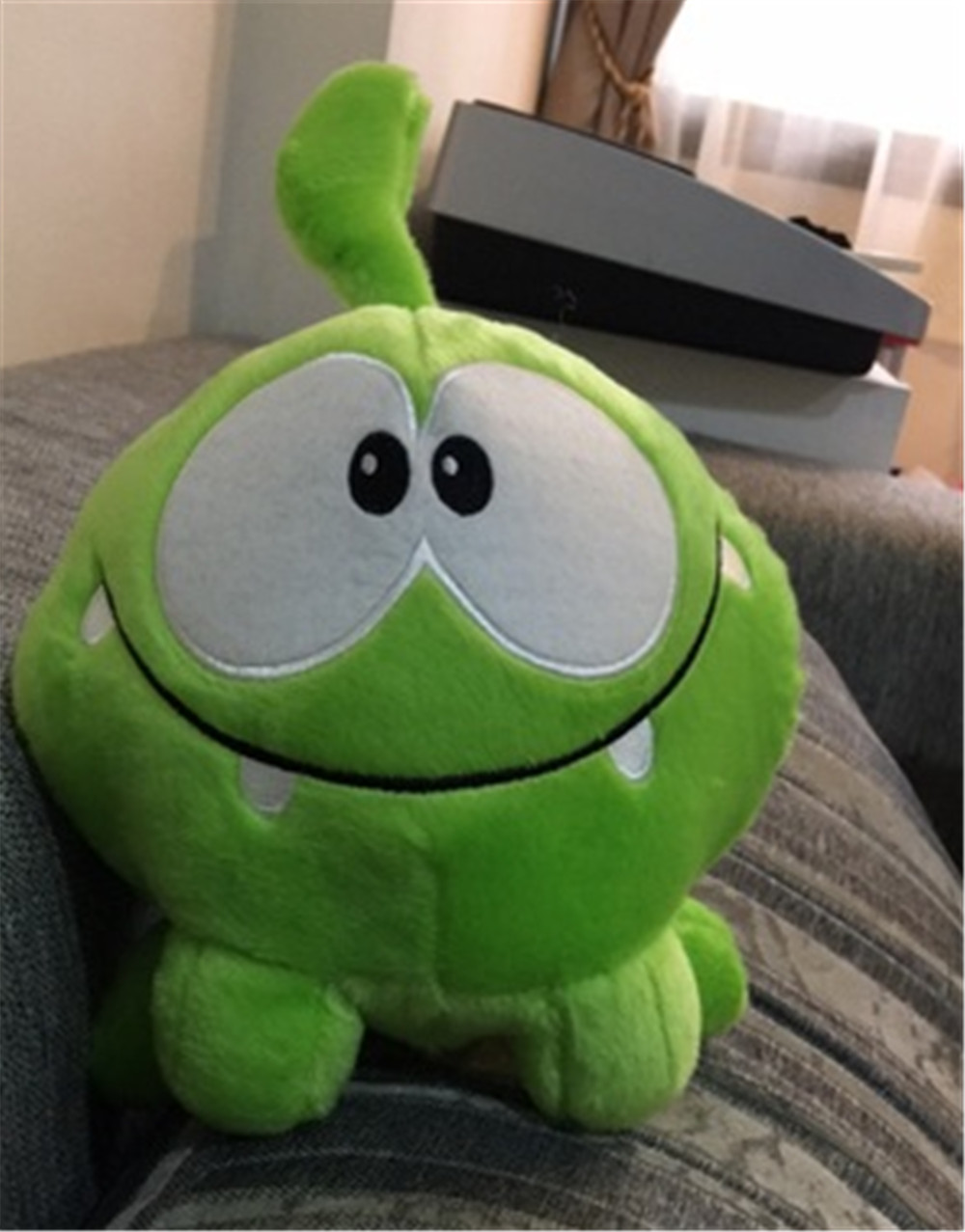 cut the rope frog plush toy7