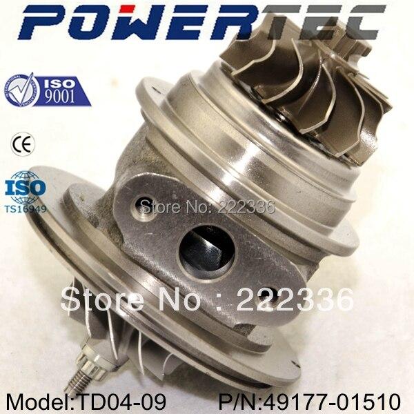 TD04-09 49177-01510 Turbo Kits Turbocharger turbo cartridge for MITSUBISHI Delicia 4D56 2.5L<br><br>Aliexpress