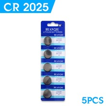 11.11 Sale Hot selling 10 Pcs 3V Lithium Coin Cells Button Battery CR2025 BR2025 DL2025 KCR2025 2025 L12 EE6226