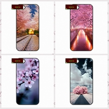 Beautiful Cherry blossoms in Sakura Japan  case for iphone 4 4s 5 5s 5c 6 6s plus samsung galaxy S3 S4 mini S5 S6 Note 2 3  A049