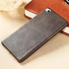 X-Level PU leather For Phone Case For P8,Back Cover For Huawei P8 Case(China)
