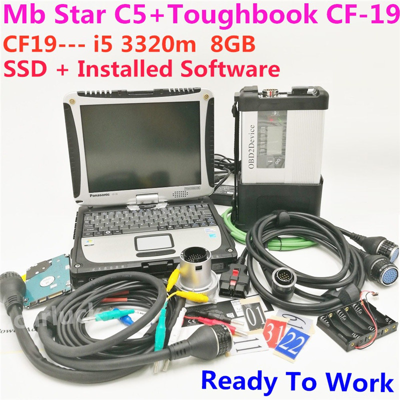C5 with SSD