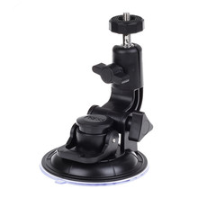 Go Pro Accessories 9CM Multi-Purpose Suction Cup Universal Car Holder Adapter Mount with Screw for Gopro Hero 4/3+/3 SJ Camera