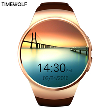 TIMEWOLF Sim Card Smart Watch Men Android 5.1 1.3 Inch IPS LCD Screen Smartwatch Men Sports Bluetooth Smartwatch For Android IOS