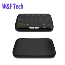5pcs H18 mini air mouse keyboard 2.4Ghz wireless remote control With Full Touchpad for Android TV BOX Mini PC(China)