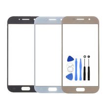 Buy Vannego Free Samsung Galaxy A5 2017 A520 A520F Touch Screen Panel Replacement LCD Front Outer Glass Cover Lens for $5.49 in AliExpress store