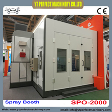 SPO-2000 automotive spray booth used portable spray booth for sale paint booth