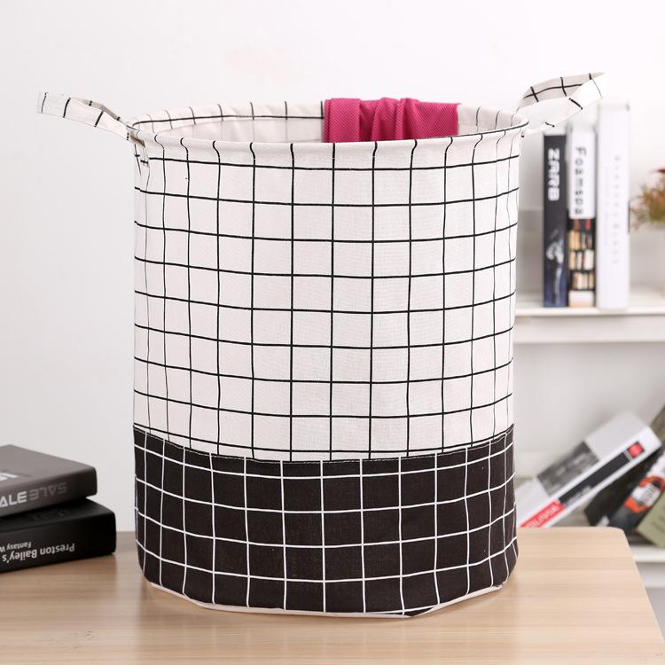 Free shipping Laundry Basket Storage 40*50cm Large Basket For Toy Washing Basket Dirty Clothes Sundries Storage Baskets Box 20