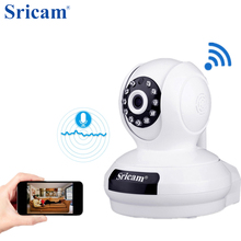 Sricam SP019 1080P Wireless IP Camera H.264 WiFi Indoor Security Camera P2P PT Support TF Card Home Surveillance Cam
