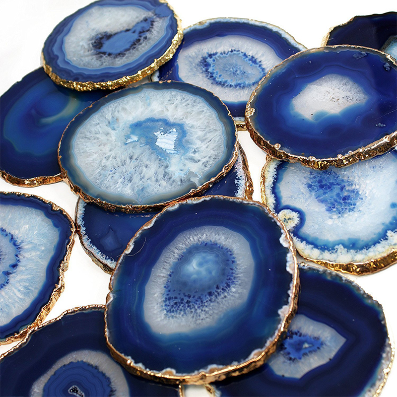 Agate-Coaster-GOLD-or-SILVER-Edge-Cup-Mat-01