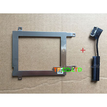 NEW Original for Dell Latitude E7440 HDD caddy bracket with SATA Connector Cable HH0YC HH0YC 0HH0YC cn-0HH0YC DC02C004K00