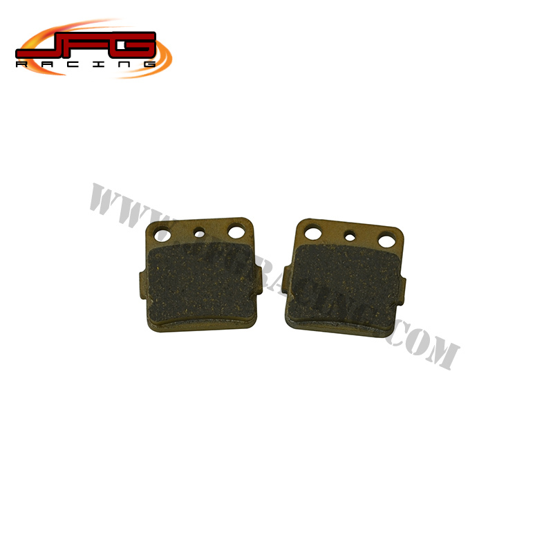 FREE SHIPPING MOTORCYCLE FRONT BRAKE PADS FOR ATC 200 250 350 TRX 250 300 400 420 500  DIRT BIKE ATV FA84-11<br><br>Aliexpress