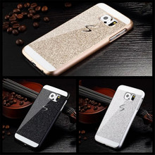 Case For Samsung Galaxy A3 A5 2016 A7 J3 J5 J7 Samsung Galaxy S3 S7 edge Cases S5 S6 Hard Glitter Plastic Shinning Bling Case