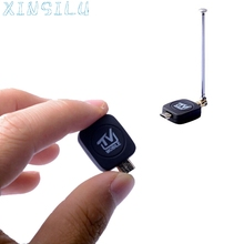 Mini USB DVB-T HD  Tuner Stick Dongle for Android Tablet Smart Phone