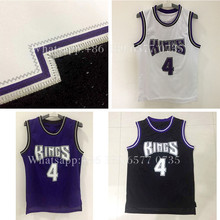 wholesale Retro Jason Williams jersey 55# cheap Throwback Basketball Jersey 100% Stitched Embroidery Logos jerseys fast shipping