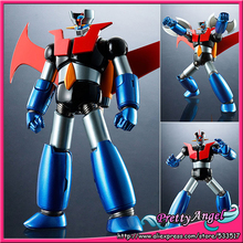 PrettyAngel - Genuine Bandai Tamashii Nations Super Robot Chogokin Mazinger Z Action Figure - Mazinger Z: Iron Cutter EDITION