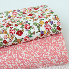 Cotton twill  Baby Cotton Fabric by half meter DIY sewing Upholstery  bedding sheet Dress making cotton fabric 50*160cm