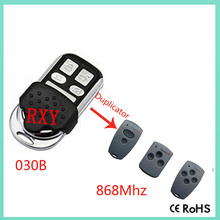 Duplicator Marantec D302,D304.D313  868mhz rolling code remote contor for garage door