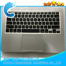"Original Brand New Laptop Palmrest Top Case With US Keyboard For Macbook Pro Retina 13"" A1425 MD212 MD213 2012 Year(China)"