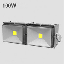 High quality product 50W 100W 150W 200W 240W Cool Warm White LED Spot Flood Light Spotlight Floodlight Lamp Outdoor Garden(China)
