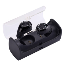 AISIKE upgrade version newest earbuds super mini true wireless earphone with charger box Bluetooth  PK X2T