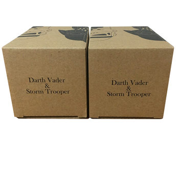 Vader Darth Worrior Funko Action Clone 2pcs