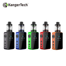 Buy 100W Kangertech VOLA TC Kit 100W VOLA Box MOD & 2ml/4ml VOLA Tank Atomizer Built-in 2000mAh Battery E-cigarettes Vape Kit for $43.47 in AliExpress store