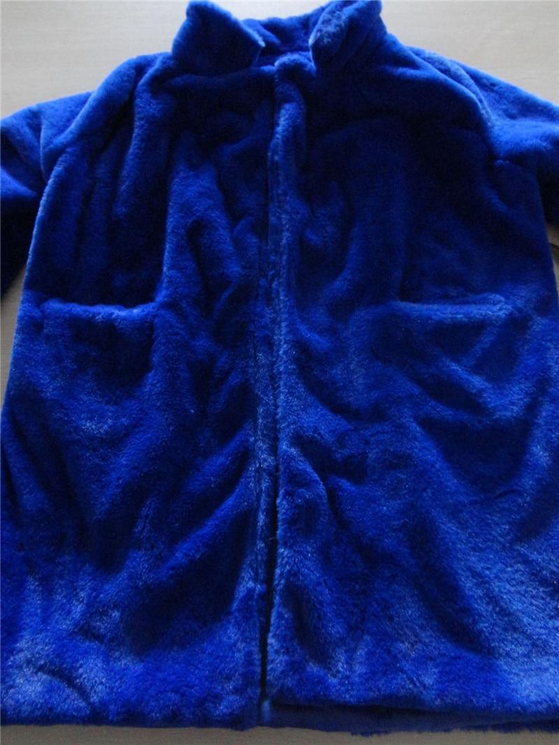 2018 winter women faux fur coat outwear-55