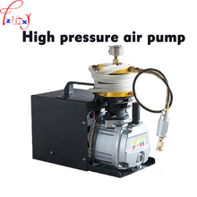 High pressure Electric air pump hardcover version 30Mpa single cylinder water-cooled high pressure air pump 110/220V 1PC()