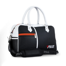 PGM Brand Golf Bag Golf Clothes Bag Men & Women Shoes Package Box-shaped Bag Large Capacity Double-deck Clothes Bag 3 Colors