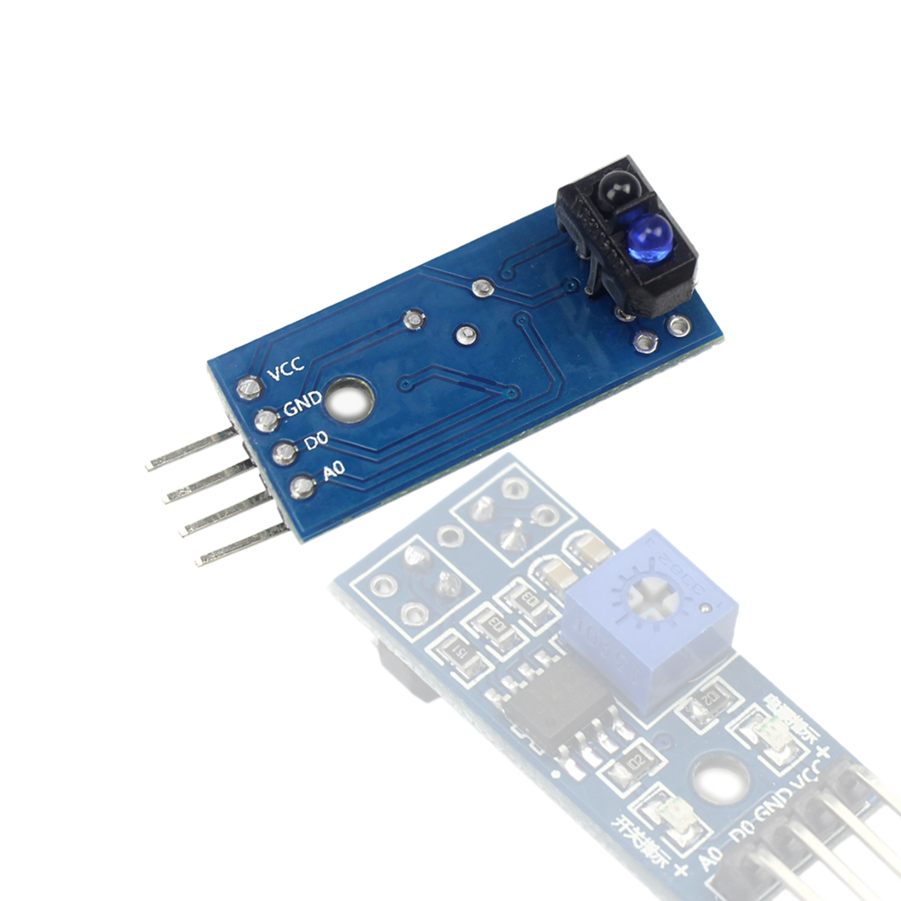 Hambatan Pencegahan Refleksi Modul Kontrol Fotolistrik Sensor Garis Obstacle Halangan Dinding Infrared Infra Red Ir 33 V Inframerah Reflektif Tcrt5000 Beralih Barrier Jalur Untuk Arduino Mobil