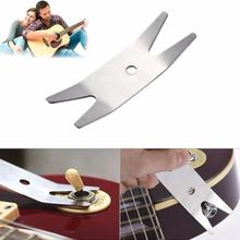 Pocketable Stainless Steel Tool Multi Spanner Wrench for Guitar Switch Knob Tuner High Quality Guitar Parts & Accessories