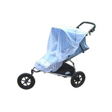 160cm Baby Stroller Pushchair Mosquito Insect Shield Net Safe Infants Protection Mesh Pram Accessories Mosquito Net Plush Toys(China)