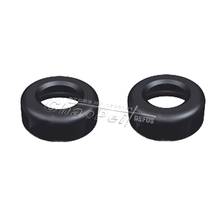 Best Sale 50 Pieces Brand Defus 3*4.8*9.3mm Plastic O-Ring Injector Cap Auto Part For Universal Cars Repair Kit DF-31002