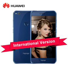 Original Huawei Honor 8 Lite 4GB RAM 32GB ROM Mobile Phone 5.2 Inch 3000mAh 12.0MP Camera Kirin 655 Octa Core In Stock(China)