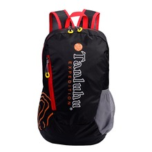 Outdoor Multi-functional Folding Backpack Outdoor Sport Camping Hiking Waterproof Backpack Climbing Portable Bag Men Woman