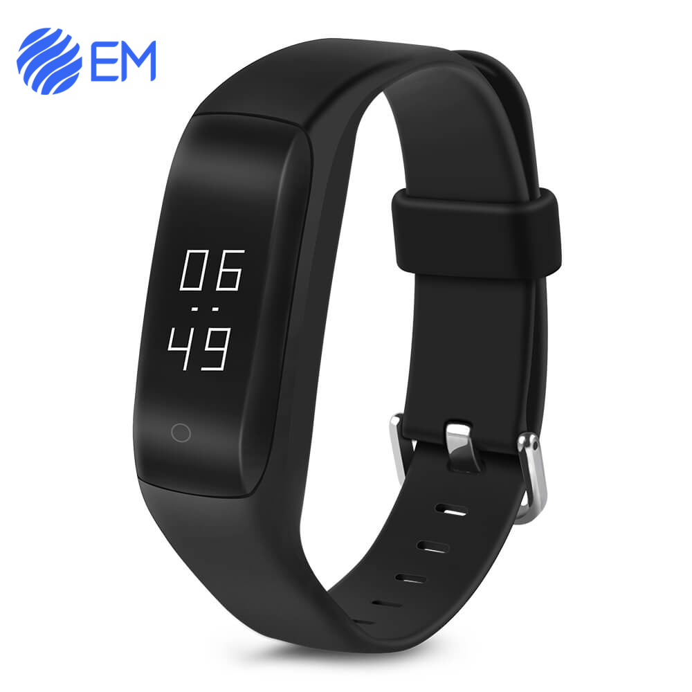 Mabkibes C5 Bluetooth 4.2 Smart Wristband GPS Heart Rate Moniter Pedometer Sports Fitness Tracker for Android iOS <br><br>Aliexpress